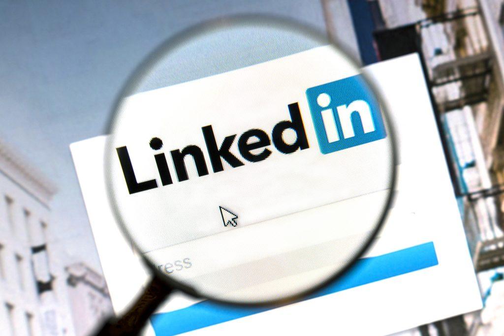 kampaně na LinkedIn